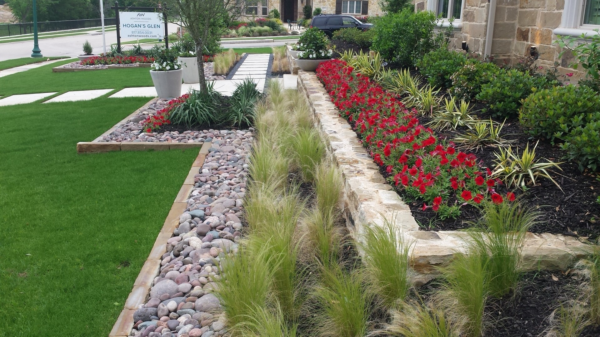 Inspirational Landscaping Company fort Worth