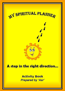 Activity Books - Book 1 - My Spiritual Planner