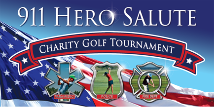 911 Hero Salute Charity Golf Tournament, Tracy, CA | Hosted by Cole Link Foundation