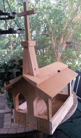 Bird Feeder Church