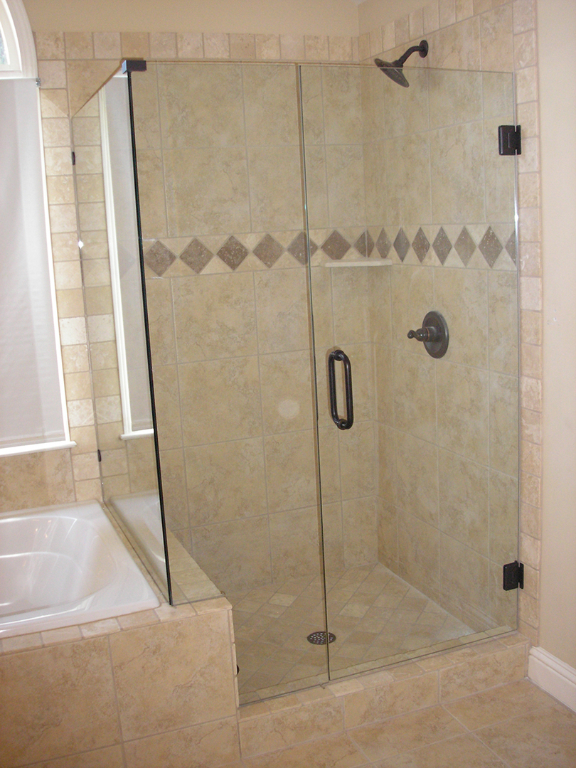 Frame Less Shower Doors Shower Doors By Tj