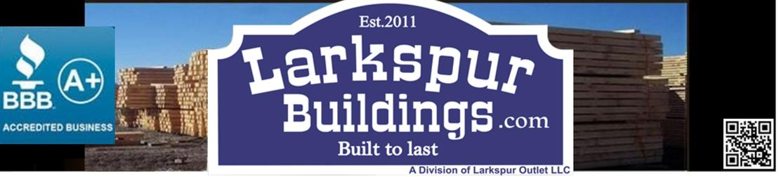 Larkspur Buildings,Pole barns, Loafing Sheds, Lean to barns, Tack Rooms, Run-in Sheds, Dutch Doors, Tack Rooms, Hay Storage, Horse barns, Alpaca Sheds
