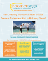 Boomerangs Self-Coaching Workbook