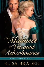 The Madness of Viscount Atherbourne (cover)