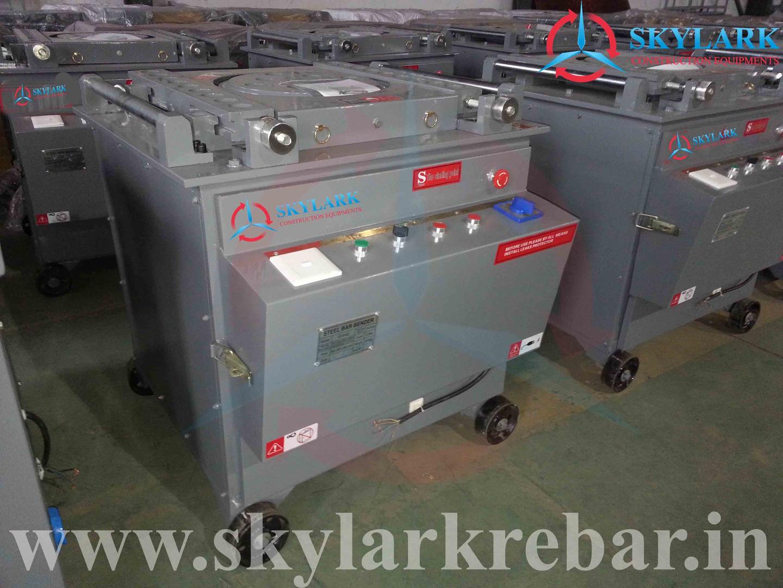 Reinforcement Processing Equipment - Automatic Rebar Bending