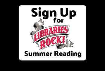 Sign up for Summer Reading Program