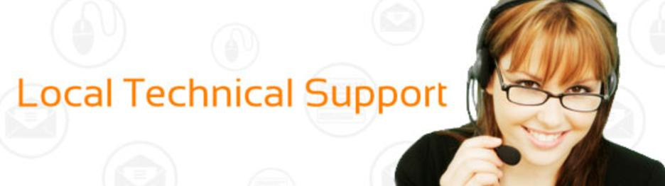 local Technical Support