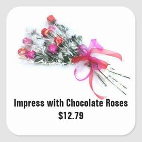 Impress with Chocolate Roses