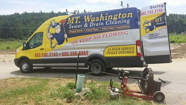 plumbing clog service New Hampshire
