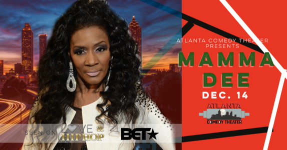 momma dee love and hip hop atlanta comedy uptown comedy punchline comedy laughing skull