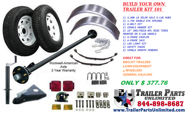 Build a trailer kits solutioingenieria Image collections