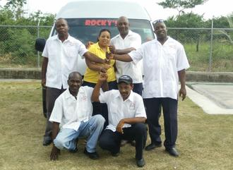 rockys tours team