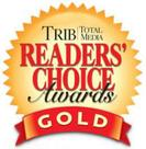 Trib Total Media Readers' Choice GOLD Award