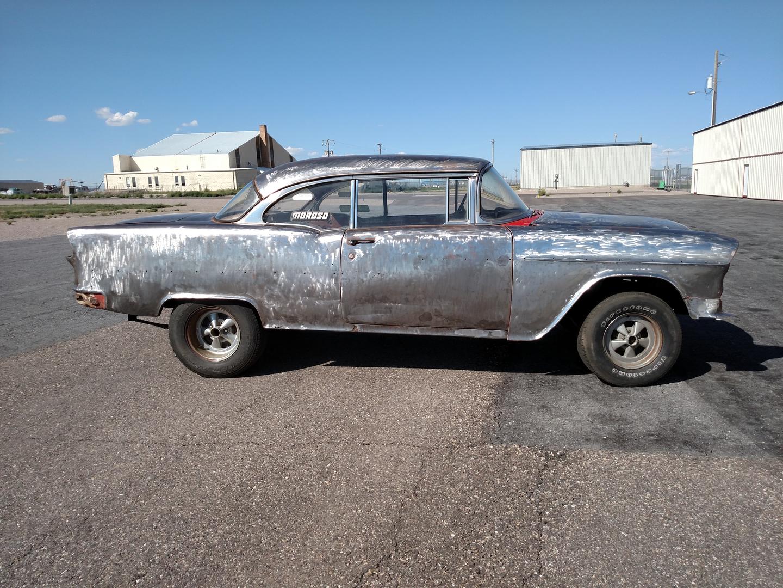 All Chevy chevy 2 door : 1955 Chevy 2-Door Hardtop