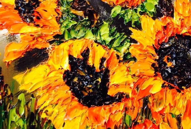 Derin Fine Art - Artist, Oil Paintings