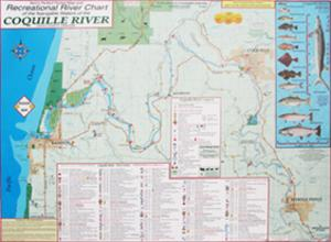 Coquille River Chart inside