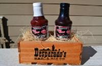 Award Winning BBQ Sauces and Rubs