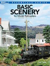 Basic Scenery for Model RailRoaders Second Edition