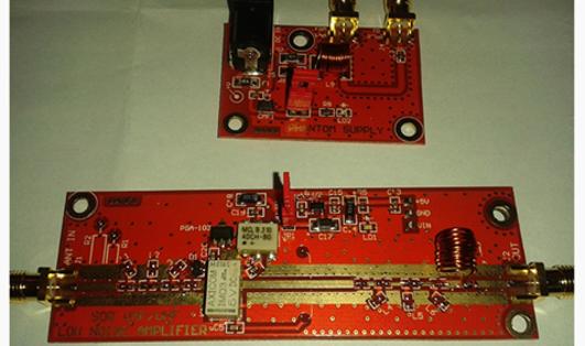 VHF-UHF LNA