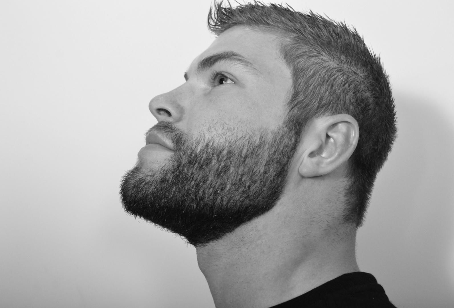 Beard ninja shaping the future of beard accessories perfect neck line urmus Choice Image