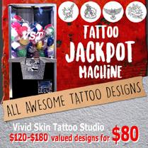 Tattoo Shop Gift Cards York Pa Vivid Skin Tattoo Studio