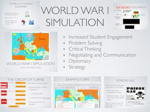 World War I Simulation