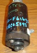 Used starter for a Force outboard motor. Part numbers 50-F616955, 50-853868, 50-898265002