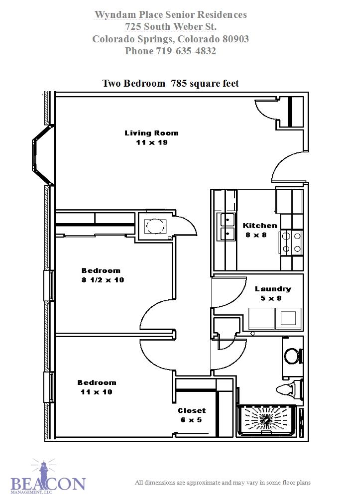 Colorado Springs  Wyndam Place Senior Apartments. Affordable Senior Apartments   Beacon Management