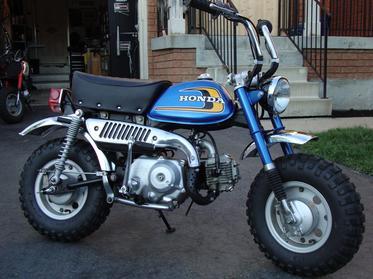 Honda Minibike Parts Hondamini