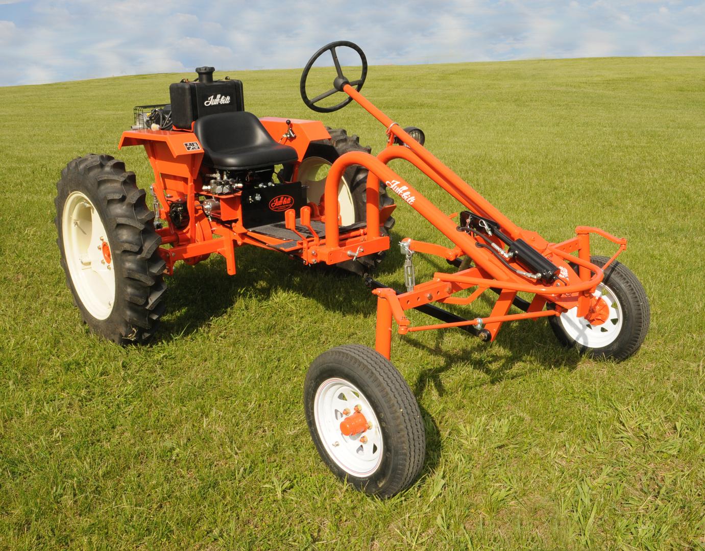 Tuff-bilt Tractor - Tuff-bilt Tractor Systems