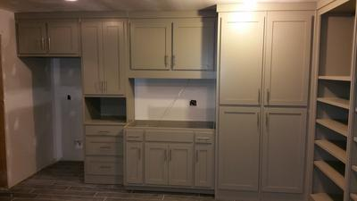 Prefinished Custom Cabinets