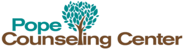 Pope Counseling Logo with Tree