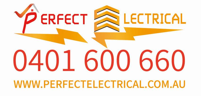 Perfect Electrical Business Logo