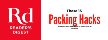 Readers Digest: These 15 packing hacks