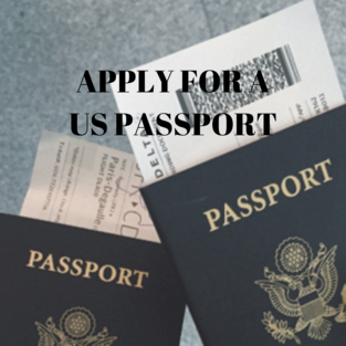 Apply for a US Passport