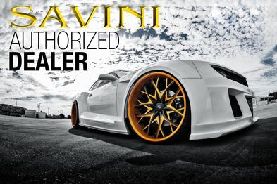 Savini Custom Wheels Akron Canton Ohio Hartville Audi Range Rover BMW Mercedes Benz Forged
