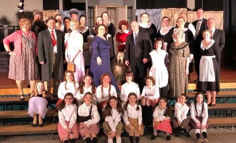 Theatre Guild of Hampden Presents Annie