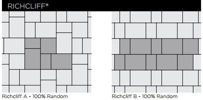 Richcliff Unilock Paver Patterns