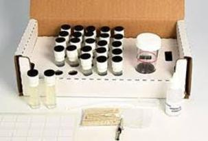 Bacteria Test, anaerobic, sulfate-reducing bacteria test