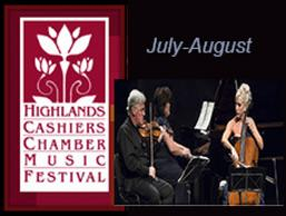 Highlands Cashiers Chamber Music Festival