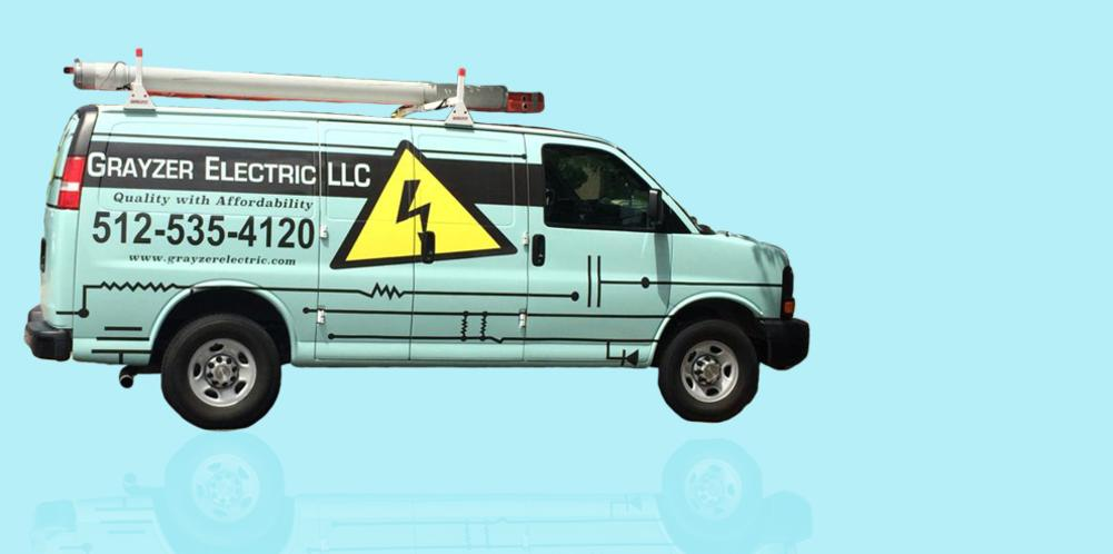 Austin Electrician - Grayzer Electric - Licensed Austin Electrician - Licensed Master Electrician - Top Austin Electrician