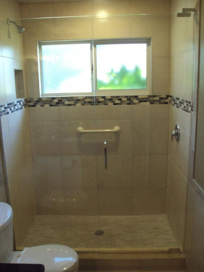 Insulated Fogged Glass Replacement Framed And Frameless Shower
