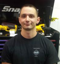 chris carroll, technician, cowans automotive, bristol va