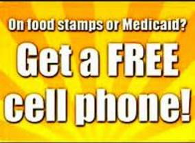 If you get food stamps, snap, ebt or medicad you can get a free cell phone