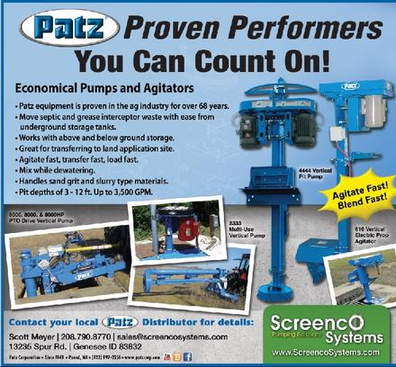 Patz Pumps & Conveyors