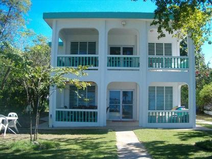 One of our beachfront vacation rentals in Rincon Puerto Rico