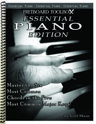 Essential Piano Edition Fretboard Toolbox