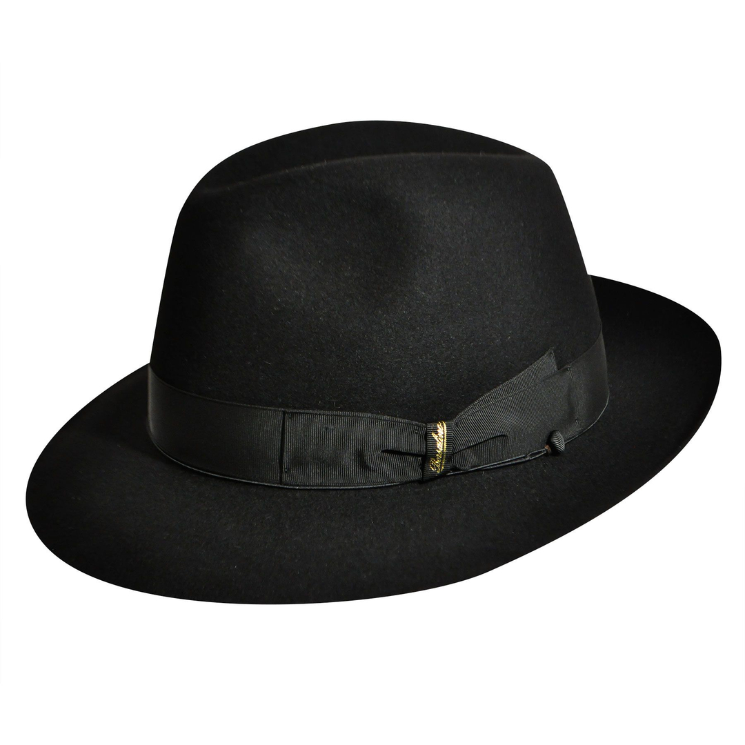 59d40b52 Felt Fedora Hats- Gangster hats- Heritage Hats Phoenix