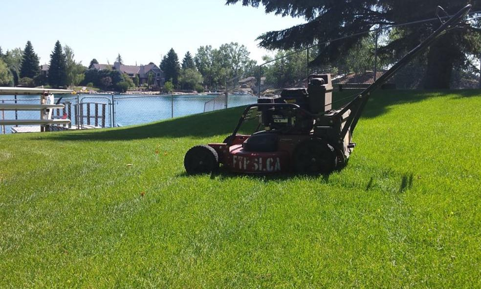 Calgary Lawn Care Services | FT Property Services Inc.