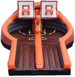 Basketball Inflatable Rental